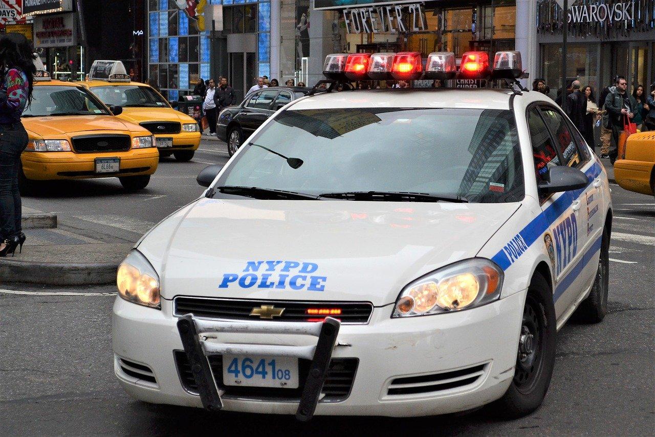 Manhattan robberies